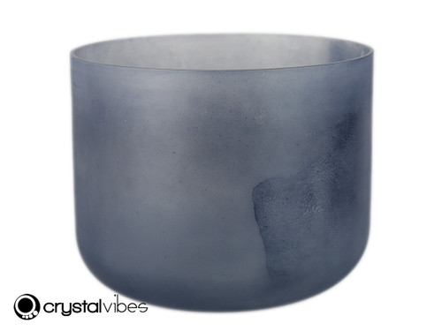 """11"""" Perfect Pitch G#  Note Lapis Lazuli Fusion Empyrean Crystal Singing Bowl +10 cents  11001427"""