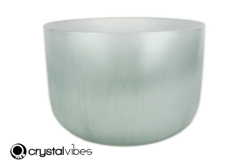 """11"""" Perfect Pitch D#  Note Larimar Fusion Empyrean Crystal Singing Bowl +0 cents  11001752"""