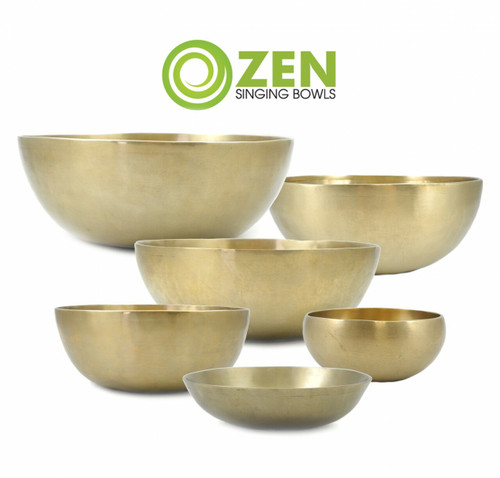"Zen Master Meditation Series A/D#  Note Singing Bowl 4.75"" -300a324x cents"