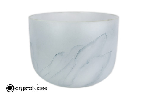 """10"""" Perfect Pitch G Note Blue Tourmaline Fusion Empyrean Crystal Singing Bowl Caoo10gp5 11001864"""