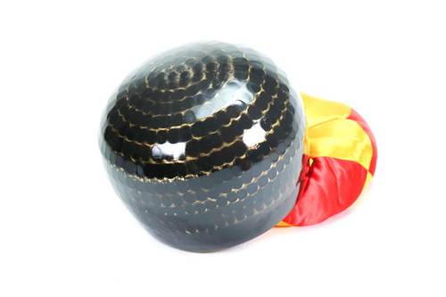 """432 Hz D#  Note Japanese Style Rin Gong Singing Bowl 8"""" -40 cents  66000282"""