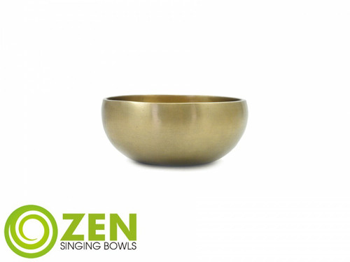 """Zen Therapeutic 300 Gram A#/F Note Singing Bowl 5.25"""" #zt300t1a320"""