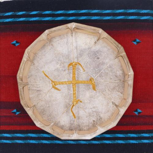Elk 13 Sided Native American Frame Drums e15313s