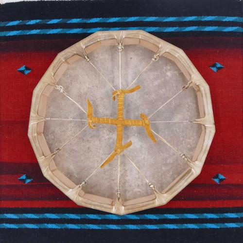 Elk 13 Sided Native American Frame Drums e15113s