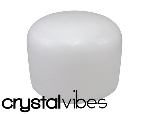 """#Crystal Vibes 11"""" Perfect Pitch 432 Hz Empyrean Crystal Singing Bowl E Note ca0011em30   #31003028"""