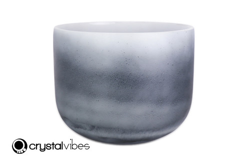 """8"""" Perfect Pitch C Note Lapis Fusion Empyrean Crystal Singing Bowl US +0 cents  11001592"""