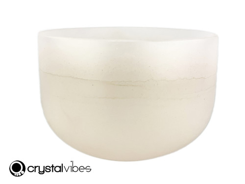 """9"""" Perfect Pitch G#  Note Citrine Fusion Empyrean Crystal Singing Bowl us +0 cents  11002328"""