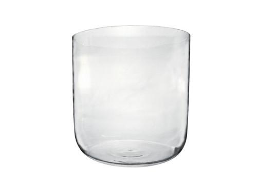 Quartz Crystal Clear Bowl