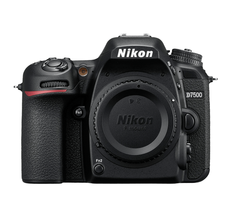 D7500 Body Only