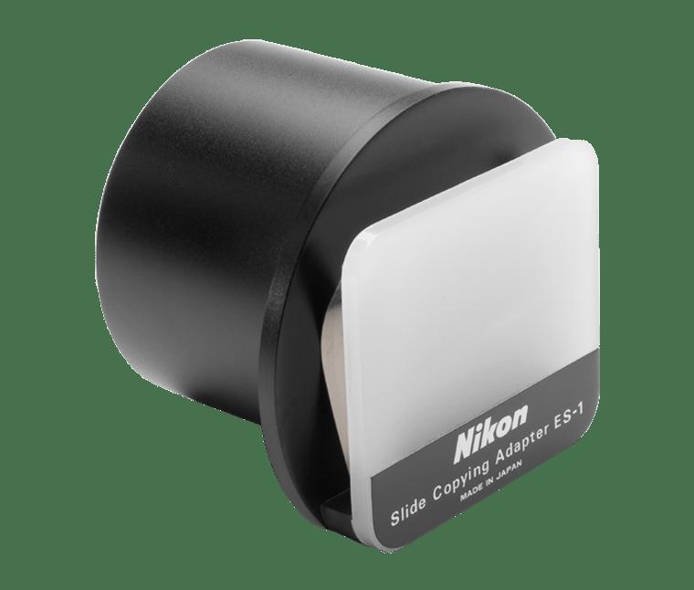 ES-1 Slide Copying Adapter for 52mm Thread