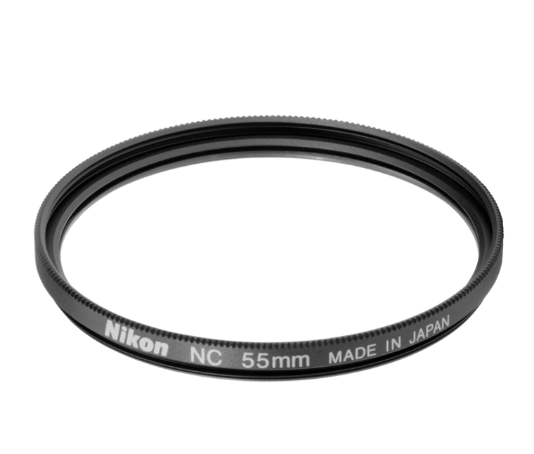 55mm Screw-on NC Filter