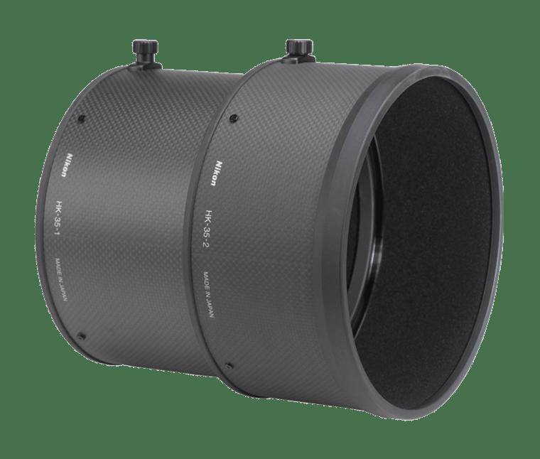 HK-35 Slip-on Lens Hood