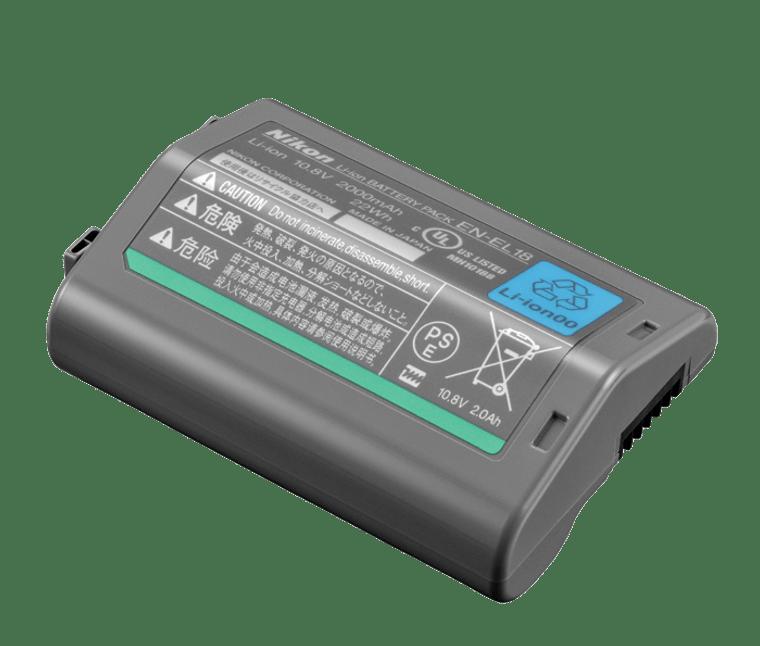 EN-EL18 Rechargeable Li-ion Battery