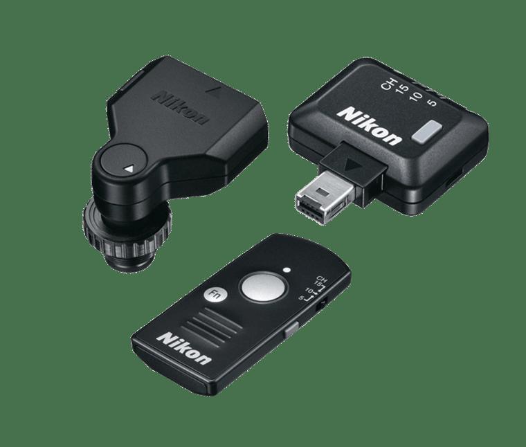 WR-T10/WR-R10/WR-A10 Wireless Remote Adapter Set