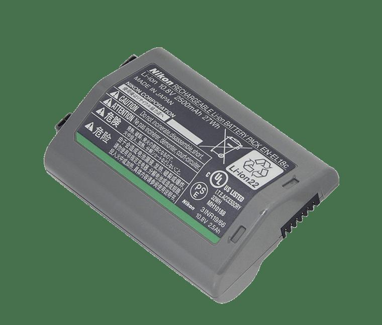 EN-EL18c Rechargeable Lithium-ion Battery