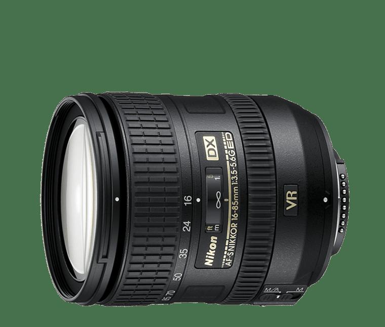 AF-S DX NIKKOR 16-85mm f/3.5-5.6G ED VR