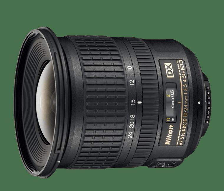 AF-S DX NIKKOR 10-24mm f/3.5-4.5G ED