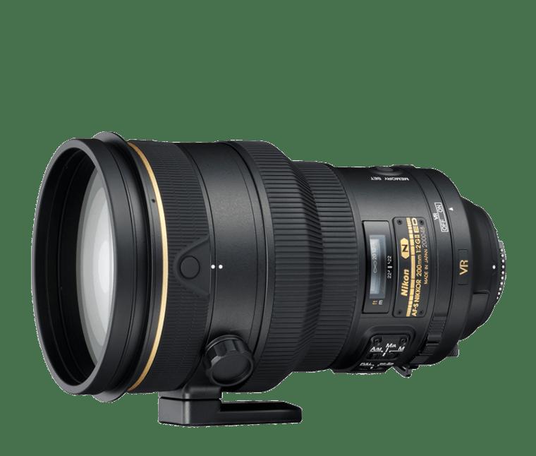 AF-S NIKKOR 200mm f/2G ED VR II