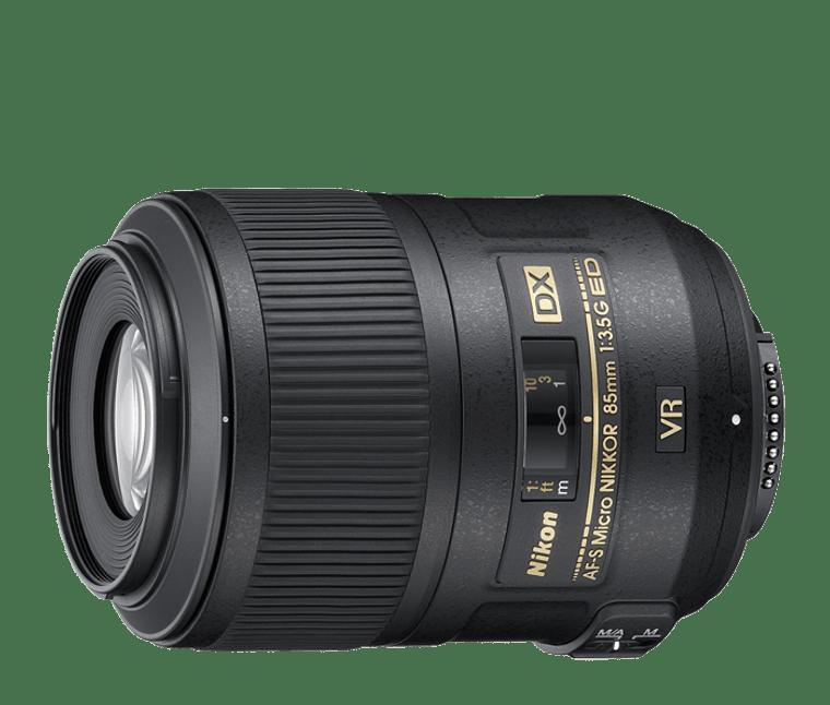 AF-S DX Micro NIKKOR 85mm f/3.5G ED VR