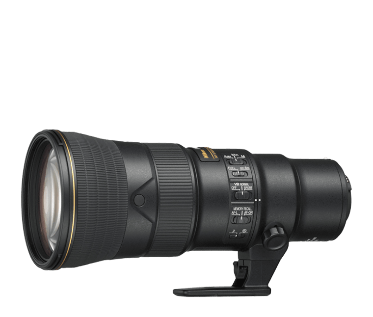 AF-S NIKKOR 500mm f/5.6E PF ED VR