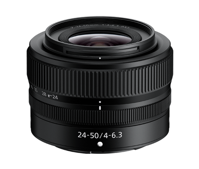 NIKKOR Z 24-50mm f/4-6.3