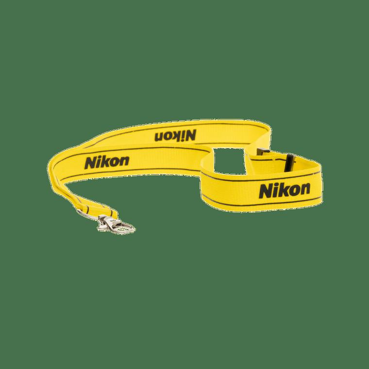 Nikon Lanyard (Yellow)