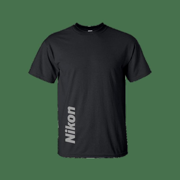 Nikon T-Shirt (Black)
