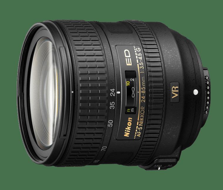 AF-S NIKKOR 24-85mm f/3.5-4.5G ED VR (Refurbished)
