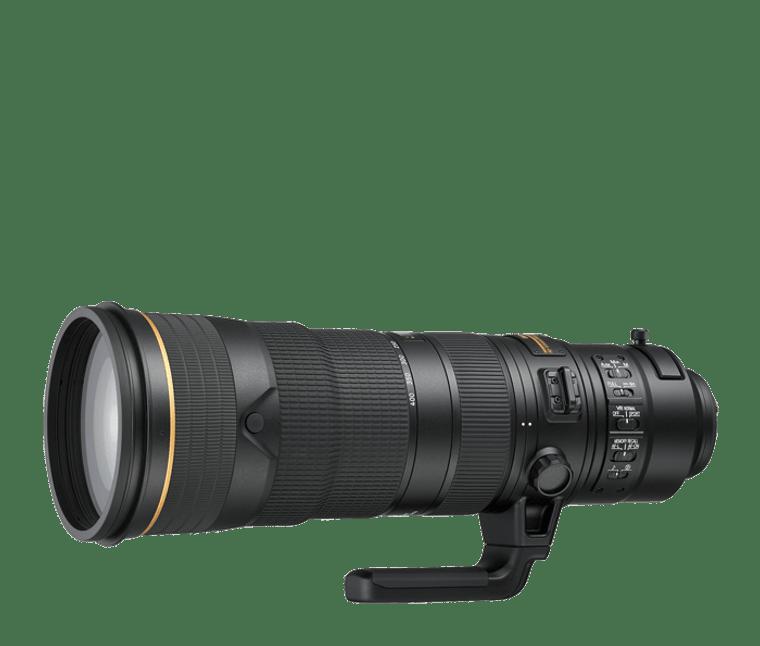 AF-S NIKKOR 180-400mm f/4E TC1.4 FL ED VR (Refurbished)