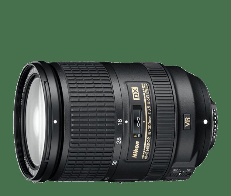 AF-S DX NIKKOR 18-300mm f/3.5-5.6G ED VR (Refurbished)