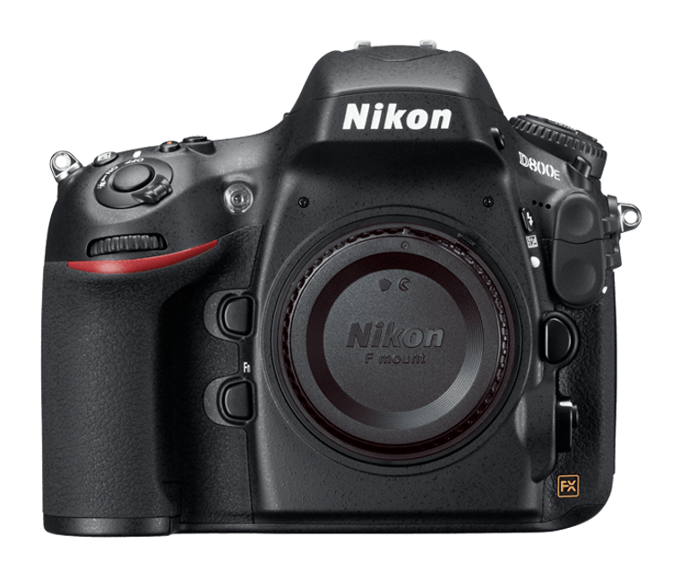 D800E Body Only (Refurbished)