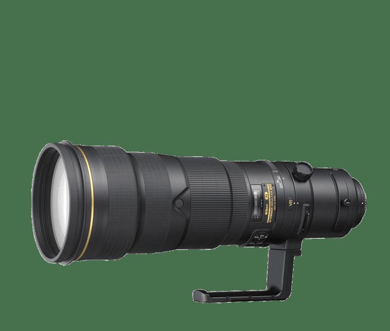 AF-S NIKKOR 500mm F4G ED VR (Refurbished)