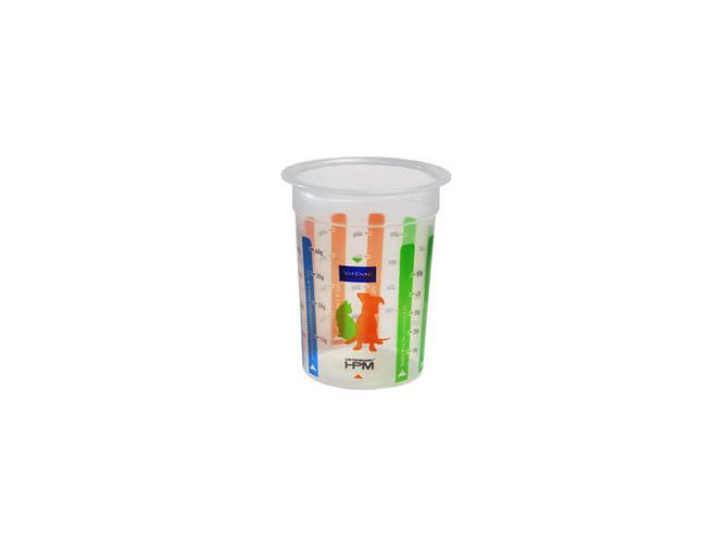 Mätglaset till HPM foder - Hund S & Katt