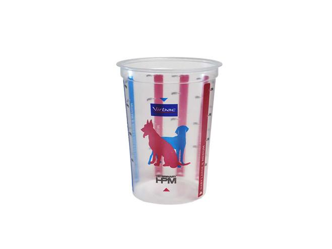 Mätglaset till HPM foder - Hund M & L