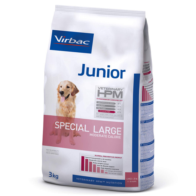 JUNIOR DOG Special Large - Foder till unga hundar