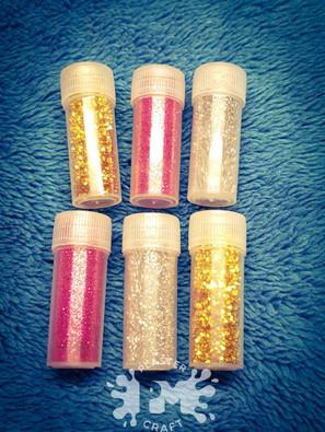 PM Plaster Craft Glitter