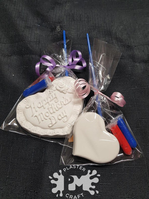 PM Plaster Craft Happy Mothers Day Gift Bag