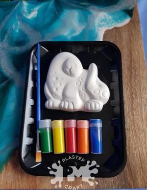 PM Plaster Craft Brontosaurus Small Gift Pack