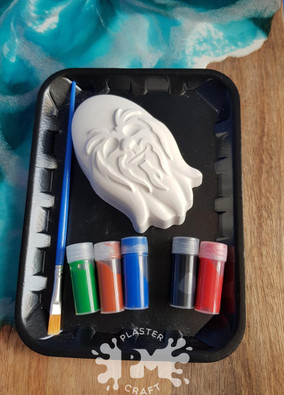 PM Plaster Craft Wookie Small Gift Pack