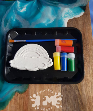 PM Plaster Craft Rainbow Small Gift Pack