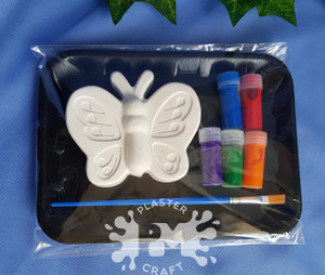 PM Plaster Craft Butterfly Small Gift Pack