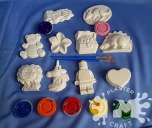 PM Plaster Craft School Holiday Plaster Specials