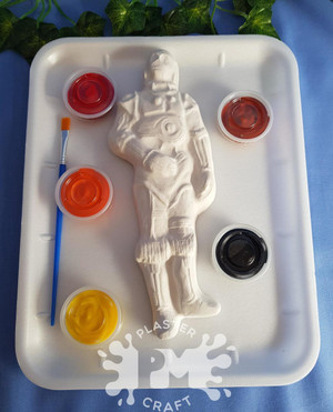 PM Plaster Craft C3PO Medium Gift Pack