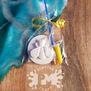 PM Plaster Craft Bee Party Favour
