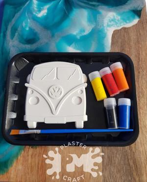 PM Plaster Craft Kombi Van Small Gift Pack