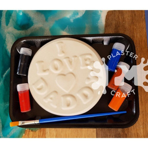 PM Plaster Craft I Love Daddy Small Gift Pack