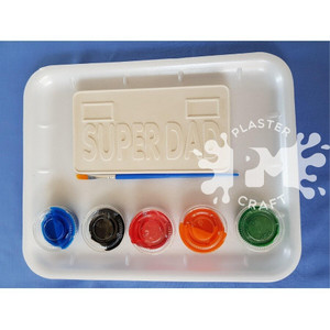 PM Plaster Craft Super Dad Medium Gift Pack