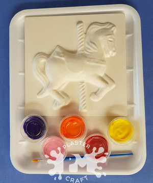 Carousel Horse Large Gift Pack