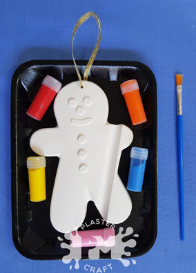 Gingerbread Man Small Gift Pack
