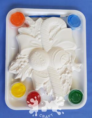 Mega Candy Cane Plaster Gift Pack